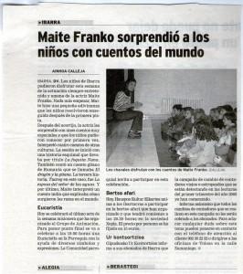 MAITE  FRANKO  EN LOS MEDIOS-2